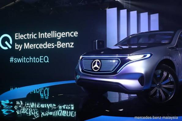 Hybrids accounted for 12% of Mercedes-Benz Malaysia sales in 2017
